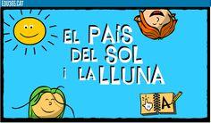 Programa Edu 365 Conte El país del sol i la lluna