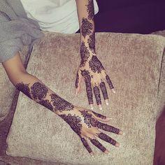 Wedding Indian Lengha Mehndi 60 Ideas For 2019 Pretty Henna Designs, Indian Henna Designs, Stylish Mehndi Designs, Bridal Henna Designs, Mehndi Designs For Girls, Henna Tattoo Designs, Designs Mehndi, Henna Ink, Henna Tattoo Hand