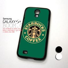 Starbucks Coffee design for Samsung Galaxy S4 Case