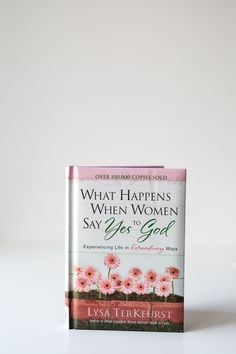 What Happens When Women Say Yes To God – P31 Bookstore