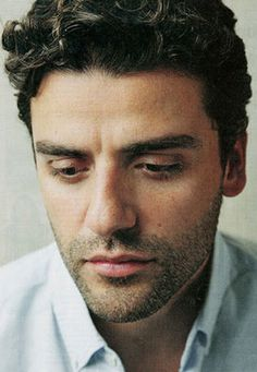 Oscar Isaac / Photo by Chris McAndrew