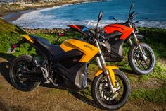 Geeking out on electric motorcycles – a trip to the Zero factory By Loz Blain 2/3/15 The 2015 Zero S and DS (Photo: Andrew Wheeler/ AutoMotoPhoto)