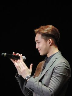 2015: Nam Taehyun WINNER WWIC Beijing