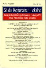 Wydawnictwo Naukowe Scholar :: :: 2000 STUDIA REGIONALNE I LOKALNE nr 4