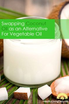 Did you know that coconut oil is a healthier fat than vegetable oil? Read this article to find out more. 👍😊😲💖  #coconutoil #vegetableoil #cornoils #omega6polyunsaturatedfattyacids #mediumchainsaturatedfattyacids #lauricacid #inflammatoryailments #hearthealthy #processedseedoils #canolaoils #soybeanoils #metabolism #skinmoisturizer #cottonseedoils #sunfloweroils #immunesystem #saffloweroils #saturatedfat #freeradicals #healthylivingdaily #followme #follow