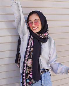 Hijab Fashion | Nuriyah O. Martinez | (@austereattire)