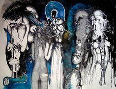 Desembarcando en elemento neutro  Exposición de Tau Sayal  Del 15 de febrero de 2013 al 27 de marzo de 2013 en Galería Begoña Malone @GaleriaBMalone