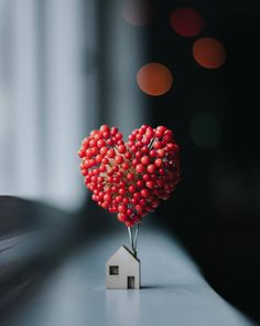 Home is where the ❤ is… – Cute Love Wallpaper