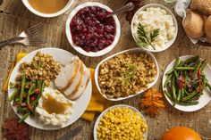 Homemade Turkey Thanksgiving Dinner #holiday #thanksgiving #turkey #pumpkin #pie #desserts #sides #healthyrecipes #healthy