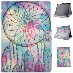 For Apple iPad 2 3 4 Mini Air 2 Stand Slim Smart Pattern Leather Case Cover Skin  | eBay