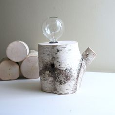 https://www.etsy.com/listing/79947275/exposed-bulb-woodland-lamp-natural-white