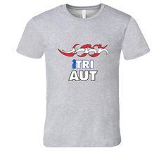 Austria Triathlon TShirt - $19.99