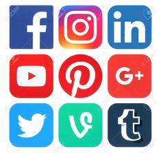some social media platforms for marketing our business