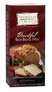 Beer Bread by Tastefully Simple...love this bread! just ordered 3 boxes :))