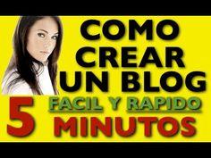 Blog en 5 minutos