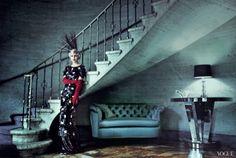 Vogue Great Gatsby Mulligan Chinoise 1920s Great