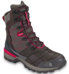 The North Face Snowsquall Tall Winter Boot - Women's @ Campmor.com