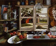 Millies Kitchen by H. Hargrove
