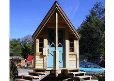 Diy Storage Shed Plans, Outdoor Storage Sheds, Outdoor Sheds, Backyard Cabin, Backyard Sheds, Backyard Retreat, Small Prefab Cabins, Cabin Kits For Sale, Barn Windows