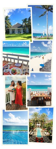 Dicas de viagem de Lalá Noleto para Bahamas. Saiba onde ficar e o que fazer nesse lugar paradisíaco