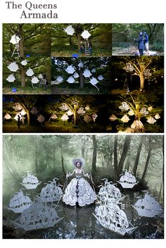 QueensArmada by Kirsty Mitchell