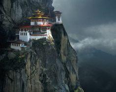 Monasterio Nido del Tigre, Bhutan