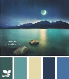 crescent color... Yep... Perfect for the kids/guest bathroom