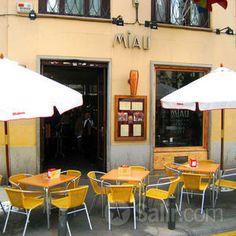 Mi restaurante favorito, Plaza de Santa Ana en Madrid -- MIAU.