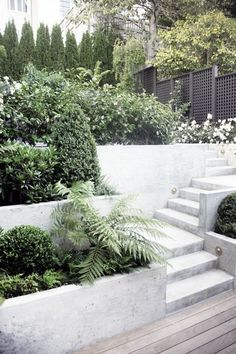 30 Small Backyard Ideas That Will Make Your Backyard Look Big Landscape ideas for backyard Sloped backyard ideas Small front yard landscaping ideas Outdoor landscaping ideas Landscaping ideas for backyard Gardening ideas Cod And After Boulders Sloped Backyard Landscaping, Sloped Garden, Landscaping Ideas, Backyard Ideas, Backyard Patio, Fence Ideas, Backyard Plants, Shade Landscaping, Patio Ideas