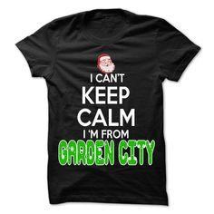 (Tshirt Deals) Keep Calm Garden City Christmas Time 99 Cool City Shirt Good Shirt design Hoodies Tee Shirts