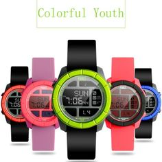 Youngs PS1501 Smart Watch – Bluetooth SOS Event Reminder.