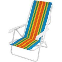 cadeiras de praia reclinavel