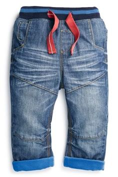 Buy Engineered Lined Jeans (3mths-6yrs) from the Next UK online shop