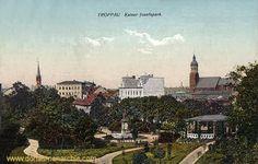 Troppau - Kaiser Josefspark…
