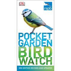 RSPB Pocket Garden Bird Watch, 3rd Edition