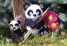 Ravelry: Panda pattern by Mala Designs