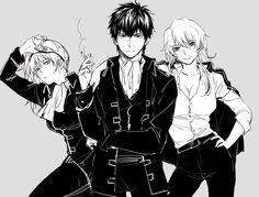 Gintama Genderbend