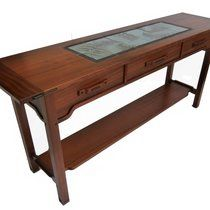 Furniture For Sale   Greene And Greene Hall Table By Brian Brace Fine  Furniture At ArtsyHome