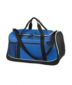Echo Sport Bag - front slash pocket with rain flap; U-shaped zippered main compartment; removable floorboard for extra durability; Online Clothing Stores, Wholesale Clothing, Blank T Shirts, Cool Things To Buy, Stuff To Buy, Laptop Bag, Travel Bags, Gym Bag, Shoulder Strap