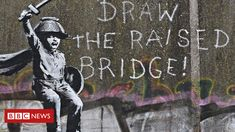 """A graffiti artist says the area around the Banksy mural could become a """"canvas for street artists""""."""