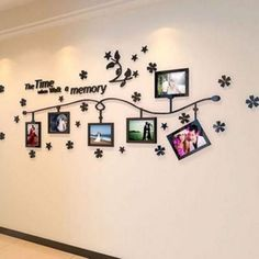 15 Fabulous Decorating Ideas Using Wall Stickers 15 Wall Stickers Home Decor, Wall Decor, Room Decor, Cheap Home Decor, Diy Home Decor, 3d Wall, Creative Home, Home Decor Accessories, Decoration