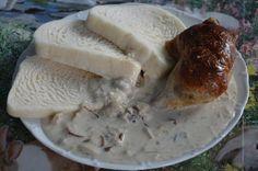 Dubáková omáčka (fotorecept) - recept | Varecha.sk Camembert Cheese, Dairy, Cooking, Food, Kitchen, Essen, Meals, Yemek, Brewing