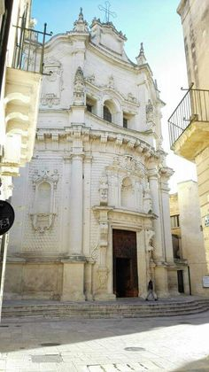 Chiesa di San Matteo. Lecce. Italia