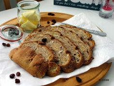 Banana Bread, Lunch, Snacks, Baking, Cake, Desserts, Food, Tailgate Desserts, Appetizers