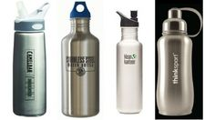 Stainless Steel Water Bottles: Smackdown
