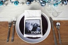 Instagram Place Cards