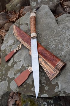 My Journey — Thorvaldr's Seax by Heisenblade