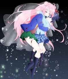 Yandere Anime, Manga Anime, Anime Art, Miya Mobile Legends, Anime Amino, Satsuriku No Tenshi, Yuri Anime, Shared Folder, Yandere Simulator