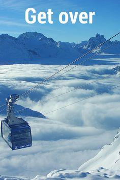 Valluga in St.Anton am Arlberg
