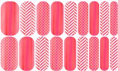 Watercolors Pink | Jamberry